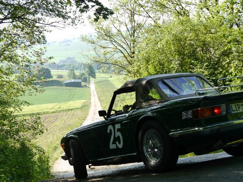 Rallye verschoben
