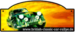 British Classic Car Rallye